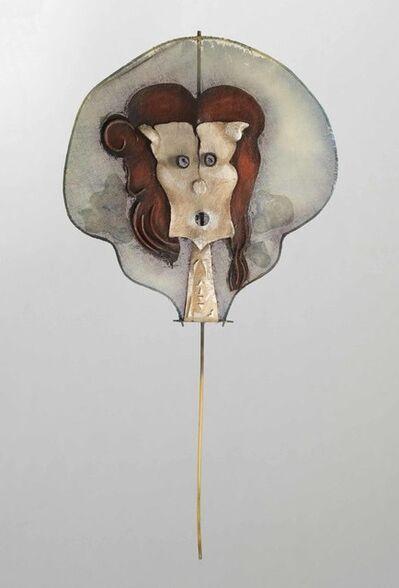 Leonora Carrington, 'Little Mermaid Mask', 1976