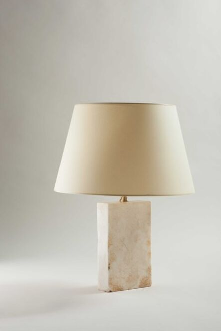 "Jean-Michel Frank, 'Table lamp ""Block"" model', ca. 1925"