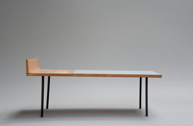 André Monpoix, 'Law table 132', 1953-1954