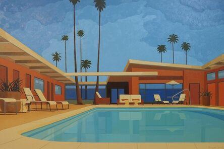 Andy Burgess, 'Twin Palms', 2015