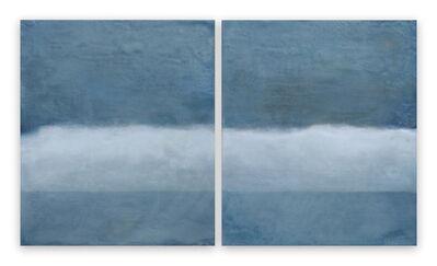 Janise Yntema, 'Chuchotis (Abstract painting)', 2015