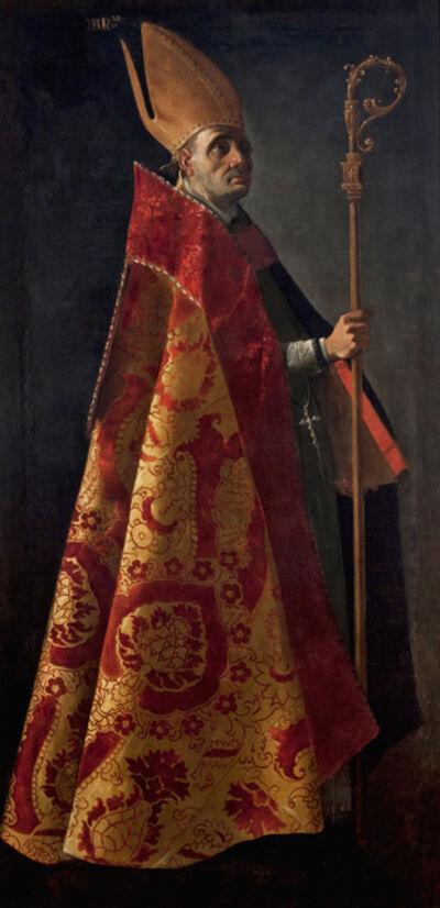 Francisco de Zurbarán, 'San Ambrosio (Saint Ambrose)', ca. 1626-1627