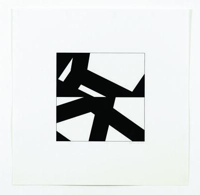 Manfred Mohr, 'P-201/-21', 1977-1980