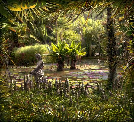 Marcelo Tinoco, 'Botânica (Cinética) [Botanical (Kinetic)]', 2015