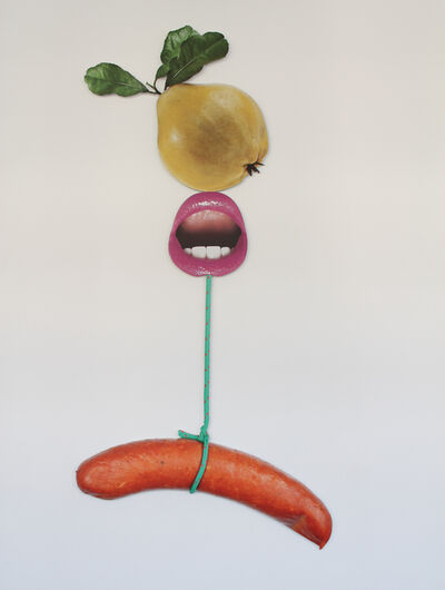 Paul Hosking, 'Still life (With Quince after Cotan) ', 2014