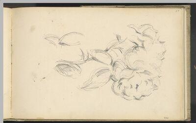 Paul Cézanne, 'Peonies', 1890/1893
