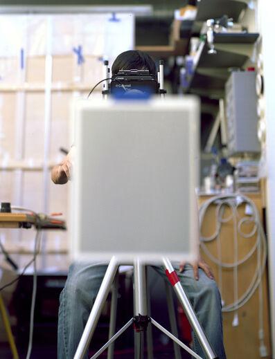 Akihiko Miyoshi, '18 Percent Gray (Diptych - Right)', 2011