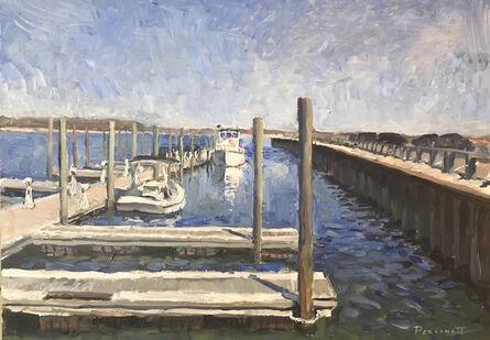 Rachel Personett, 'The Docks in April', 2018