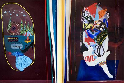 Nicolas Ranellucci, 'La Parade du Grand Kalamata (Diptych)', 2013