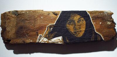 Swoon, 'Girl (Cairo)', 2009