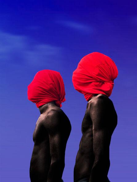 Ebuka Michael, 'Faceless - Hidden Identities', 2019