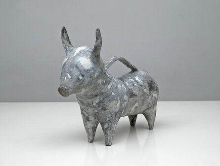 Shari Mendelson, 'Grey Bull ',  2013