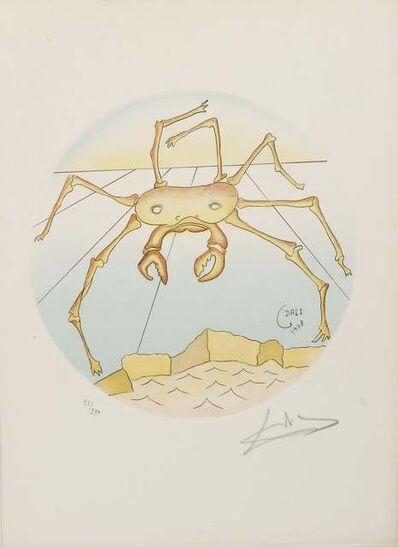 Salvador Dalí, 'Cancer', 1978