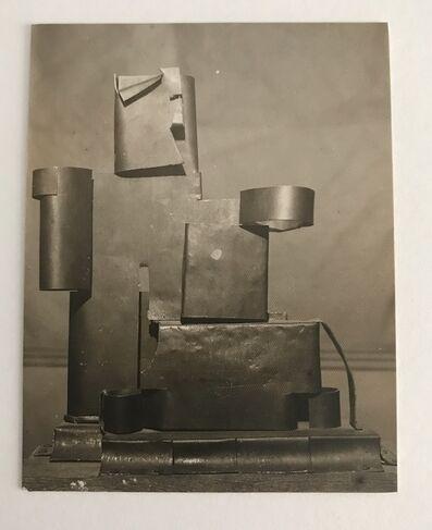 """Germán Cueto, 'Exposition de """"Abstraction""""', 1932"""