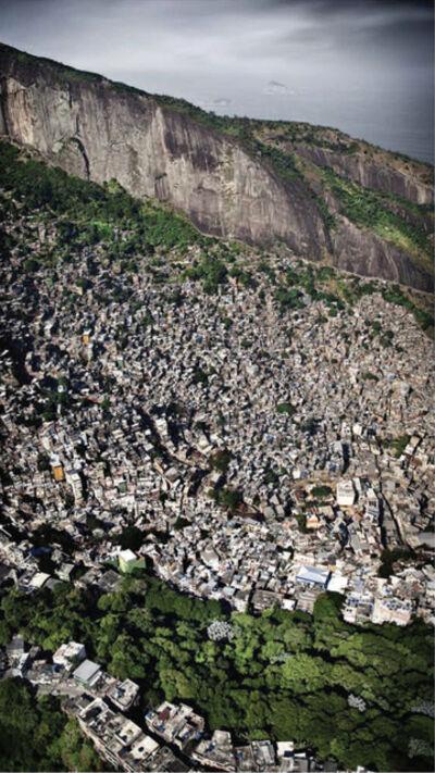 Claudia Jaguaribe, 'Série Entre Morros: Rocinha', 2010