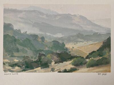 Ondrea Vicklund, 'Novato Smoke', 2020