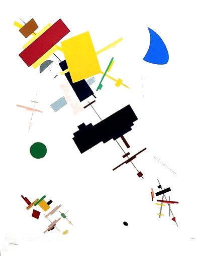 Kasimir Severinovich Malevich, 'Suprematist Composition', 1936