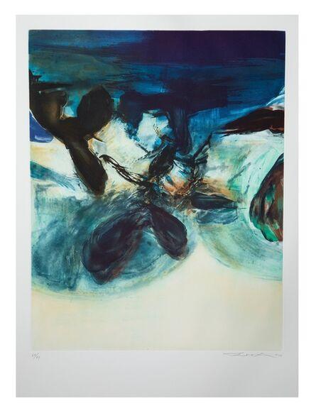 Zao Wou-Ki 趙無極, 'Untitled ', 1978