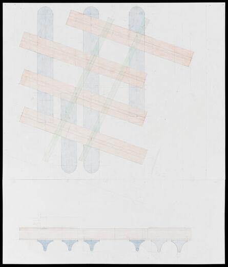 Richard Rezac, 'Study for Untitled (wren)', 2019