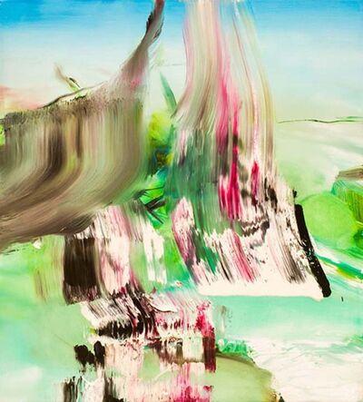 Angelina Nasso, 'Empty Spaces Between Fossils III', 2015