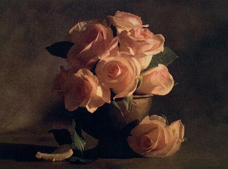 Cy DeCosse, 'Romantic Roses II'