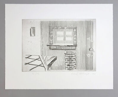 Richard Artschwager, 'Untitled (Notes on a Room)', 1998