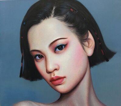Zhang Xiangming, 'Beijing Girl 4', 2018