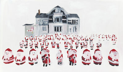 Mariana Bunimov, 'Santas', 2016