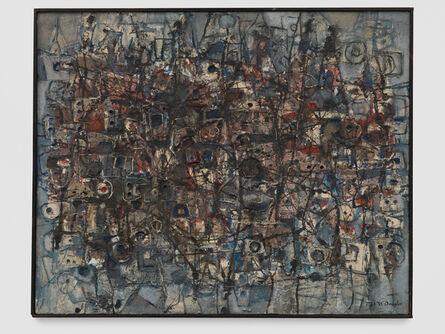 Minoru Onoda, 'WORK61-29', 1961