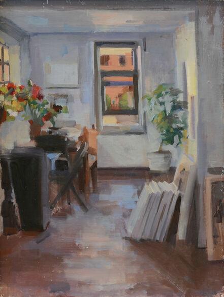 Gage Opdenbrouw, 'Studio Window', 2015