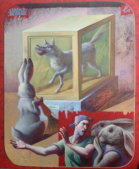 Egor Koshelev, 'At the opening', 2013