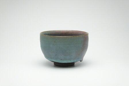 Shin Fujihira, 'Cinnabar Tea Bowl', 1980