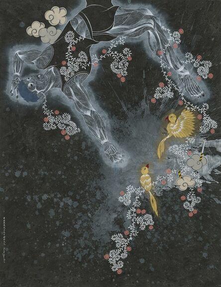 Chien-Chiang Hua, 'Back Garden No.10—Canary No.2', 2019