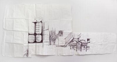 Dawn Clements, 'Castle Interior', 2013
