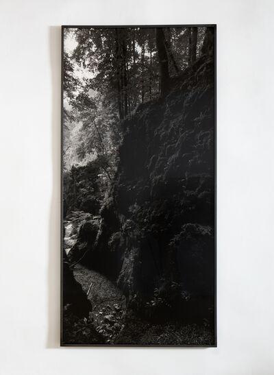 Balthasar Burkhard, 'Chlönthal', 2001