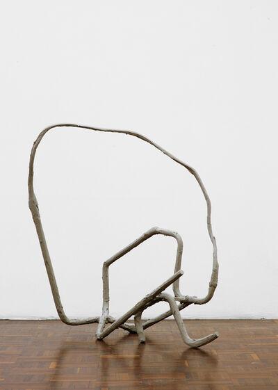 Raphael danke, 'Pada Shirsha Urdhva Dhanurasana', 2012