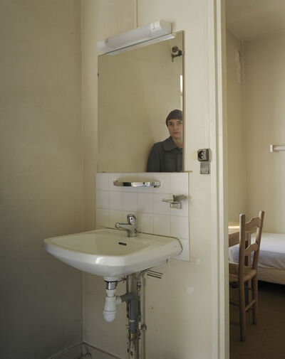 Elina Brotherus, 'La Chambre 10 (le reflet)', 2012