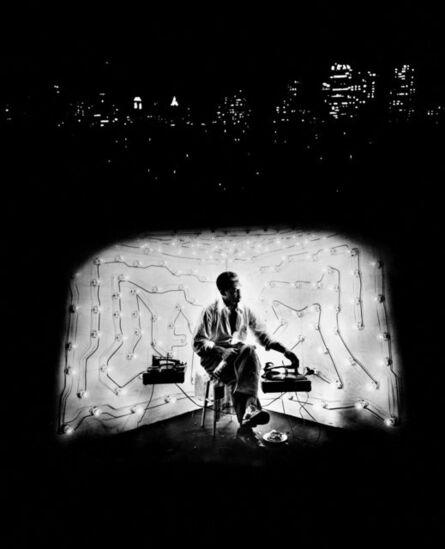 Gordon Parks, 'Invisible Man Retreat, Harlem, New York (32.009)', 1952