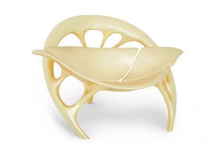 Zhipeng Tan, 'Lotus Lounge Chair', 2017