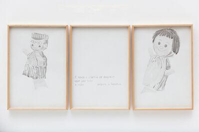 Marcelo Amorim, 'A Mão segura a Boneca [The Hand holds the Doll]', 2013