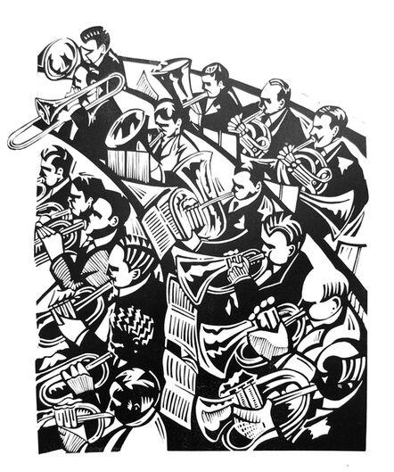 Paul Cleden, 'Brass', 2015