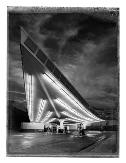 Christopher Thomas, '76 Union Gas Station, Beverly Hills', 2017