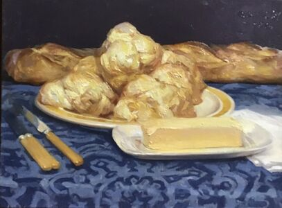 Paul Rahilly, 'Buttermilk Biscuits', 2002