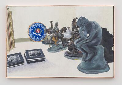 Jesse Benson, 'Bureau Painting 1', 2015