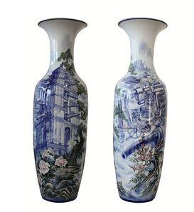 Bui Cong Khanh, 'Vase Number 5', 2013