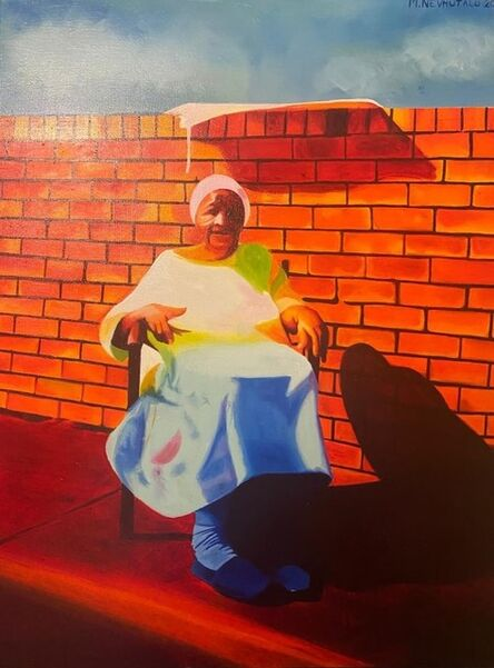 Mashudu Nevhutalu, ' Grandma's Hands', 2020