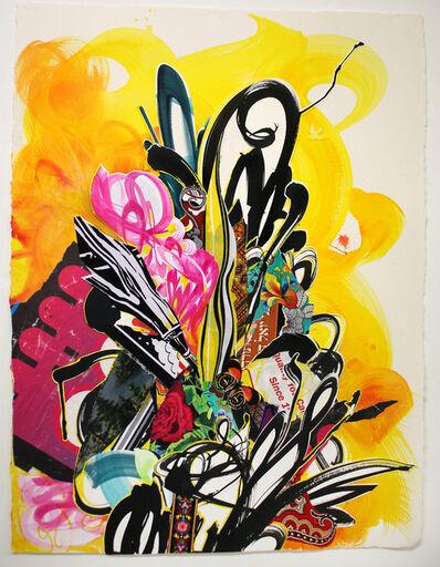 Shinique Smith, 'Abiding Light', 2015