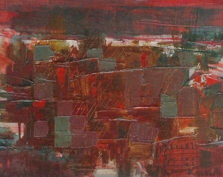 Morris Shulman, 'Untitled Monhegan Abstraction', ca. 1955