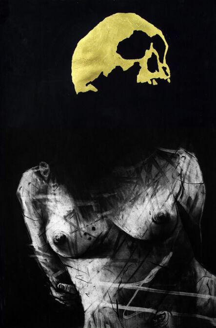 Joseph Loughborough, 'Torso with Skull', 2013-2014