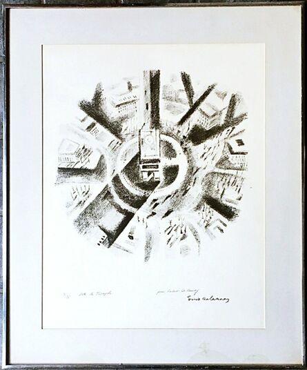 Robert Delaunay, 'Arc de Triomphe', 1926-1969